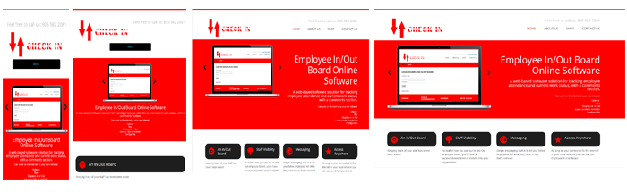Employee In/Out Board Online Software